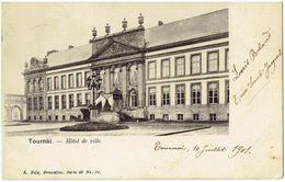 TOURNAI - Hôtel De Ville  - Nels Série 48 N° 34 - Tournai