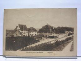 ALLEMAGNE - LUFTKURORT WASSENBERG - BAHNHOF - 1919 - Heinsberg