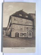 ALLEMAGNE - DAS LUTHERHAUS IN EISENACH - DOS SIMPLE - Allemagne