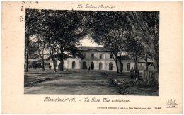 26 MONTELIMAR - La Gare - Vue Extérieure - Montelimar