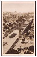 Dt- Reich (006427) Propagandakarte  Die Große Truppenparade In Der Via Dell Impero In Rom, Gelaufen  Am 9.5.1938 - Deutschland