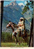 Canada. Indian Chief. NV. - Indiani Dell'America Del Nord