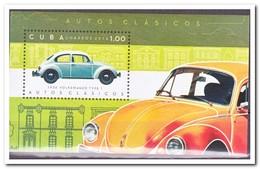 Cuba 2016, Postfris MNH, Cars, Oldtimers - Cuba