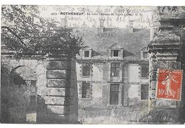 35 - ROTHÉNEUF  (ST MALO)  - Le Vieux Château Du Lupin         N - Rotheneuf