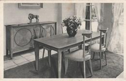 THEME  COMMERCE   AMEUBLEMENT  -EXPOSITION 1937 - CONFORT LA MAISON FRANCAISE - Commerce