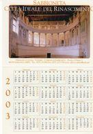 Sabbioneta (MN) - Città Ideale Del Rinascimento - - Formato Piccolo : 2001-...
