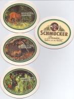 #D199-127 Reeks Viltjes Schmucker - Sous-bocks