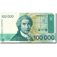 Billet, Croatie, 100,000 Dinara, 1991-1993, 1993-05-30, KM:27A, NEUF - Croatie