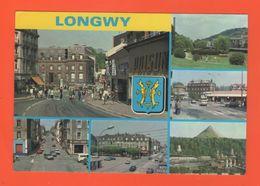 ET/166  LONGWY 6 VUES // Blason Animée Parc Terril - Longwy