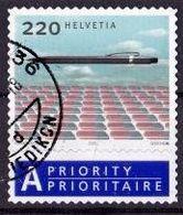 SCHWEIZ Mi. Nr. 1928 O Mit Anhängsel (A-5-41) - Switzerland