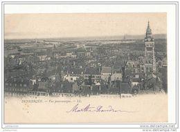 59 DUNKERQUE VUE PANORAMIQUE  CPA BON ETAT - Dunkerque