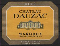 Chateau Dauzac 2008 Margaux - Bordeaux