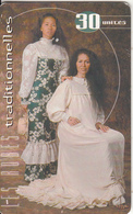 FRENCH POLYNESIA(chip) - Les Robes Traditionnelles, 06/00, Used - French Polynesia