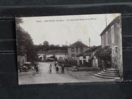 F08 - 88 - Ainvelle - Le Fond Du Village Et La Place - 1939 - Other Municipalities