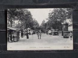 F08 - 31 - Toulouse - Avenue Jean Jaures - 1917 - Toulouse
