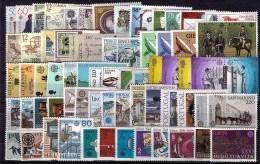 Europa - CEPT 1979 - Année Complète - 31 Pays, 72 Valeurs Et 2 Blocs  ** - Full Years