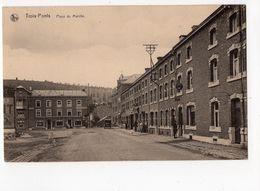 69 - TROIS - PONTS  -  Place Du Marché - Trois-Ponts