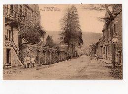 73 - TROIS - PONTS  -  Route Venant De Vielsalm - Trois-Ponts