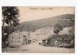 75 - TROIS - PONTS  -  Centre Du Village - Trois-Ponts