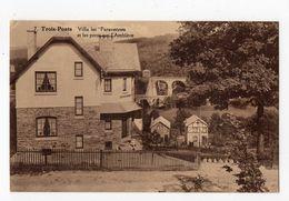 76 - TROIS - PONTS  -  Villa Les Faravennes Et Les Ponts Sur L'Amblève - Trois-Ponts
