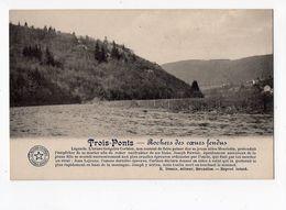 78 - TROIS - PONTS  -    Rochers Des Coeurs Fendus - Trois-Ponts
