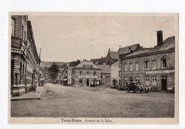 80 - TROIS - PONTS  -    Avenue De La Salm - Trois-Ponts