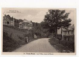 82 - TROIS - PONTS  -  Les Villas Route De Brume - Trois-Ponts