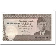 Billet, Pakistan, 5 Rupees, Undated (1983-84), KM:38, SPL - Pakistan