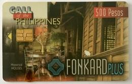 Historic Houses - Philippines