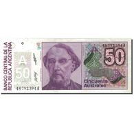 Billet, Argentine, 50 Australes, 1985-1991, Undated (1986-1989), KM:326a, NEUF - Argentina