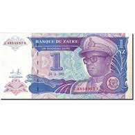 Billet, Zaïre, 1 Nouveau Zaïre, 1993, 1993-06-24, KM:52a, SPL - Zaïre