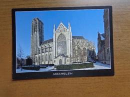 Mechelen - Sint Romboutskathedraal (onbeschreven) - Malines