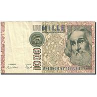 Billet, Italie, 1000 Lire, 1982-1983, 1982-01-06, KM:109b, SUP - [ 2] 1946-… : République