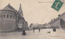 MELESSE: Place De L'Eglise - Frankrijk