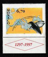 Monaco. Baleines. - Baleines