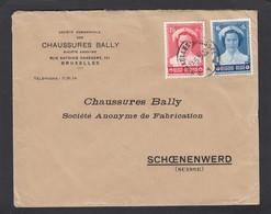 CHAUSSURES BALLY,BRUXELLES. - Belgique