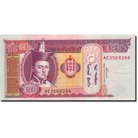Billet, Mongolie, 20 Tugrik, 2000-2003, 2005, KM:63c, NEUF - Mongolia