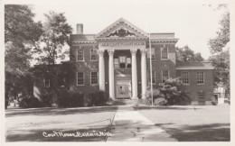 Baldwin Michigan, Courthouse Lake County C1940s/50s Vintage Real Photo Postcard - United States