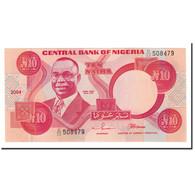 Billet, Nigéria, 10 Naira, 2001-2005, 2004, KM:25g, NEUF - Nigeria