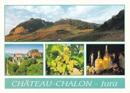 CHATEAU CHALON MULTIVUES (dil349) - Autres Communes