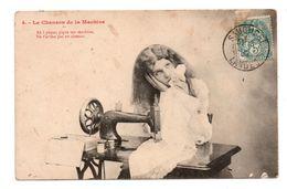 LA CHANSON DE LA MACHINE . ÉDITIONS BERGERET - Réf. N°8594 - - Bergeret