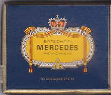 Mercedes Batschari - Boites à Tabac Vides