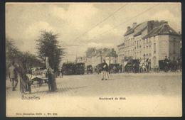 P01 - Brussel / Bruxelles - Boulevard Du Midi - Lanen, Boulevards