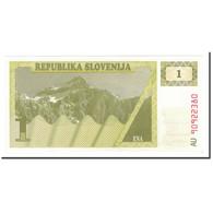 Billet, Slovénie, 1 (Tolar), (19)90, KM:1a, SPL+ - Slovénie
