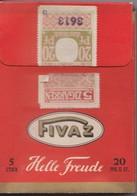 Fivaz - Helle Freude - - Boites à Tabac Vides