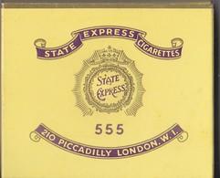 State Express 555 - Boites à Tabac Vides