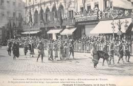 ANTWERPEN - Vrijmaking Der Schelde (1863 - 1913) - 3 - De Krijgers Keeren Met Den Buit Terug - Antwerpen