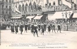 ANTWERPEN - Vrijmaking Der Schelde (1863 - 1913) - 4 - De Onderteekenaars Van Het Verdrag - Antwerpen