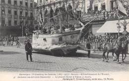 ANTWERPEN - Vrijmaking Der Schelde (1863 - 1913) - 47 - Aankomst Van Het Eerste Stoomschip - Antwerpen