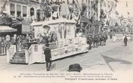 ANTWERPEN - Vrijmaking Der Schelde (1863 - 1913) - 49 - Het Onderteekenen Van Den Afkoop Der Toirechten - Antwerpen